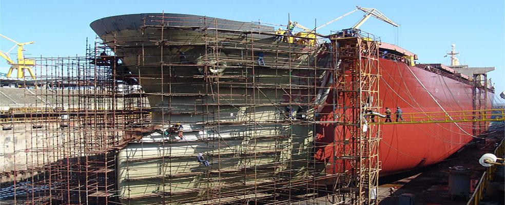 مشاوره نگهداری و تعمیرات در بنادر