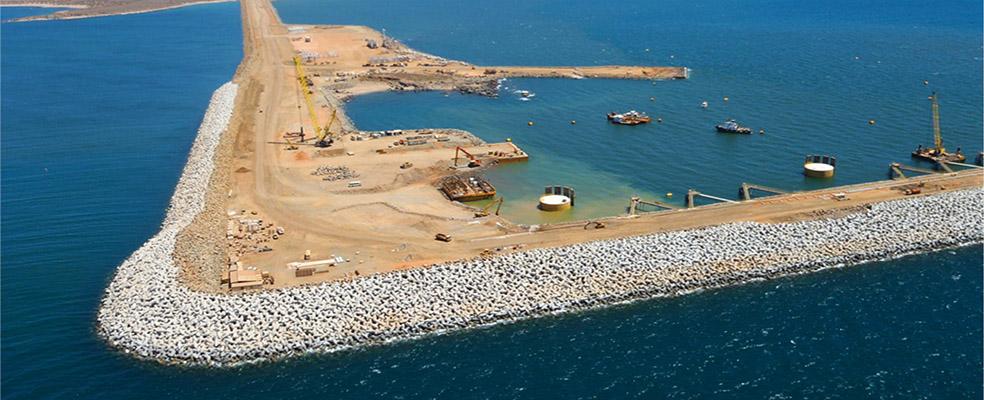 مهندسی بندر سازی و سازه های دریایی