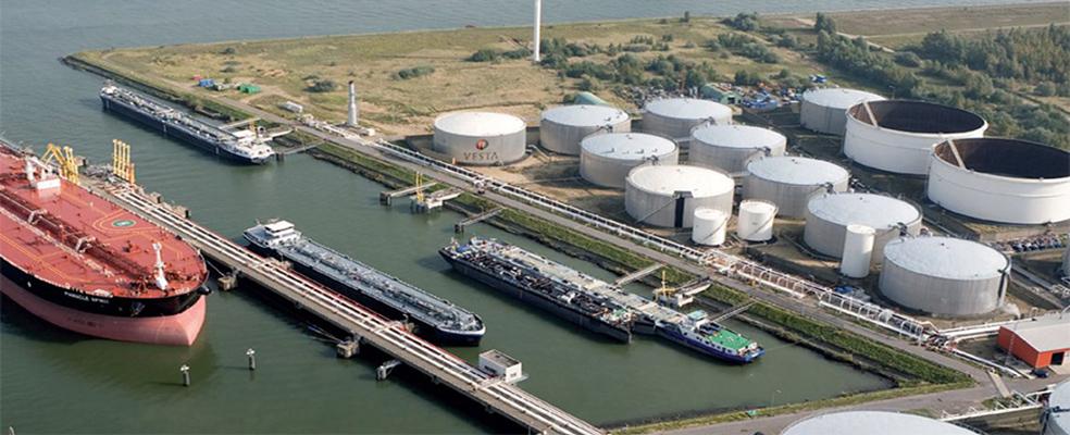 بازرسی فنی ترمینال های نفتی